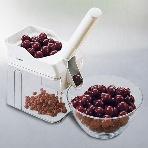 The machine for removal of seeds from cherries - an indispensable device for home preservation
