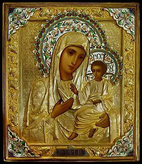 Tikhvin icon of the Mother of God: meaning and history