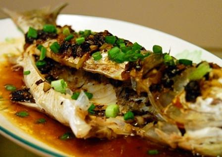 bake fish in the oven with vegetables