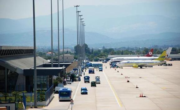 Which Turkish airport is closest to your resort?