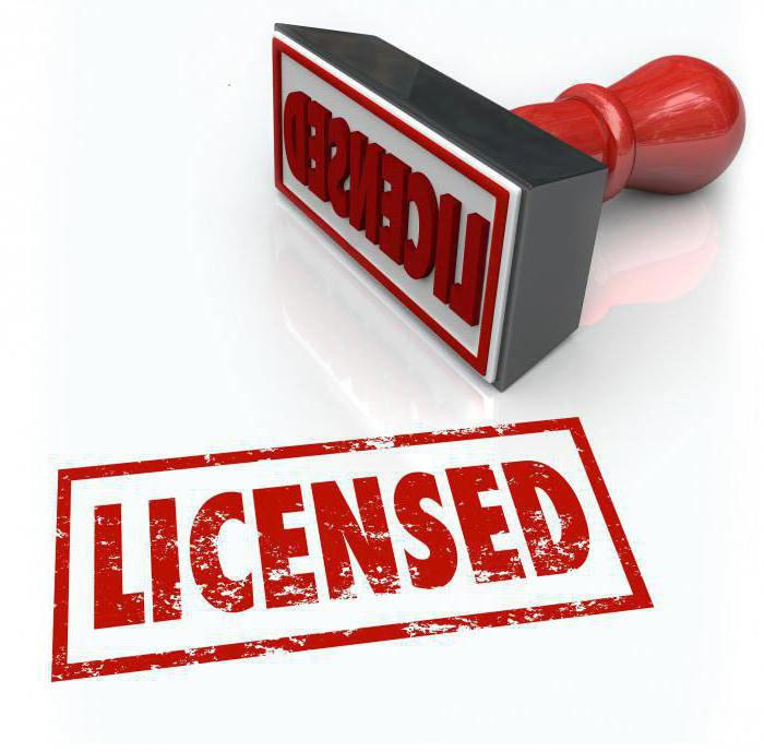 What is a license? Detailed analysis